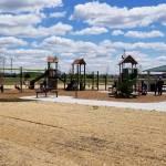 Elburn Station Community Park Playground Equipment