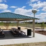 Elburn Station Community Park Shelter